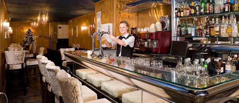 Hotel Olympic bar